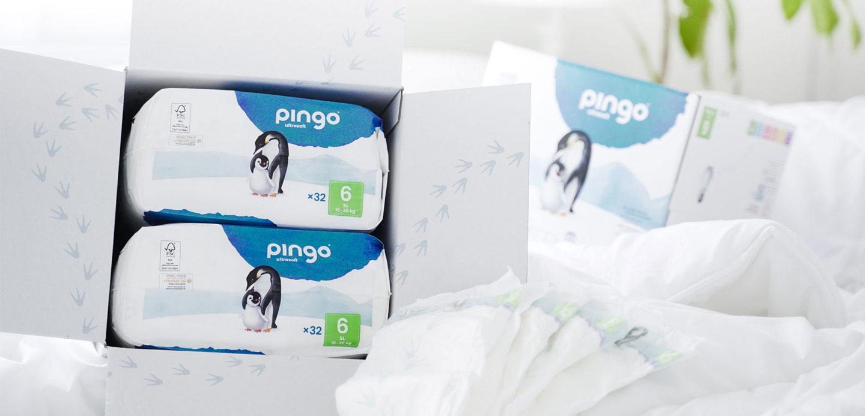 Pañales Pingo