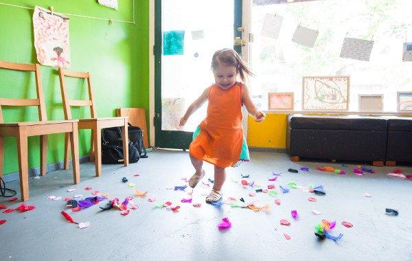 Las Escuelas Infantiles que usan los pañales Pingo tienen mucho éxito.